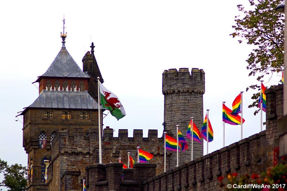 Cardiff Castle, Cardiff